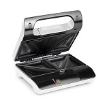 PRINCESS Sandwich Grill Compact White [127000] - Toaster